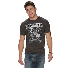 004b78960430 Men s Harry Potter Hogwarts Tee