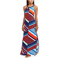Women's Chaps Striped Jersey Maxi Dress