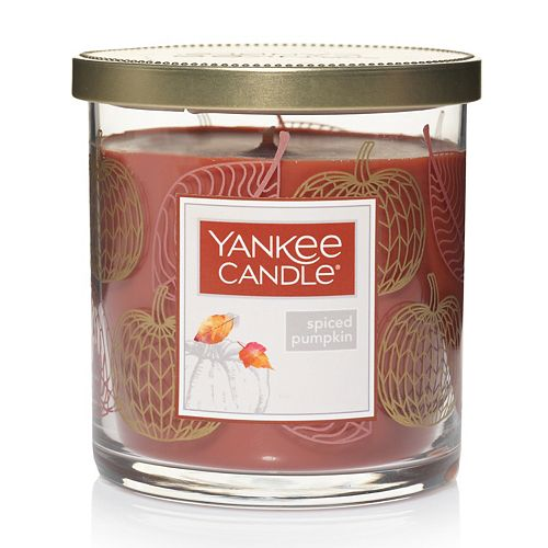 Yankee Candle Spiced Pumpkin 7-oz. Candle Jar pantip