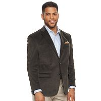 Big & Tall Chaps Corduroy Stretch Sport Coat