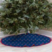 Atlanta Braves Christmas Tree Skirt