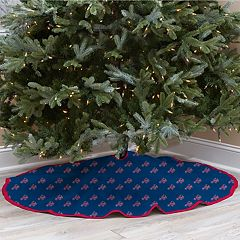 Atlanta Braves Christmas Tree Skirt