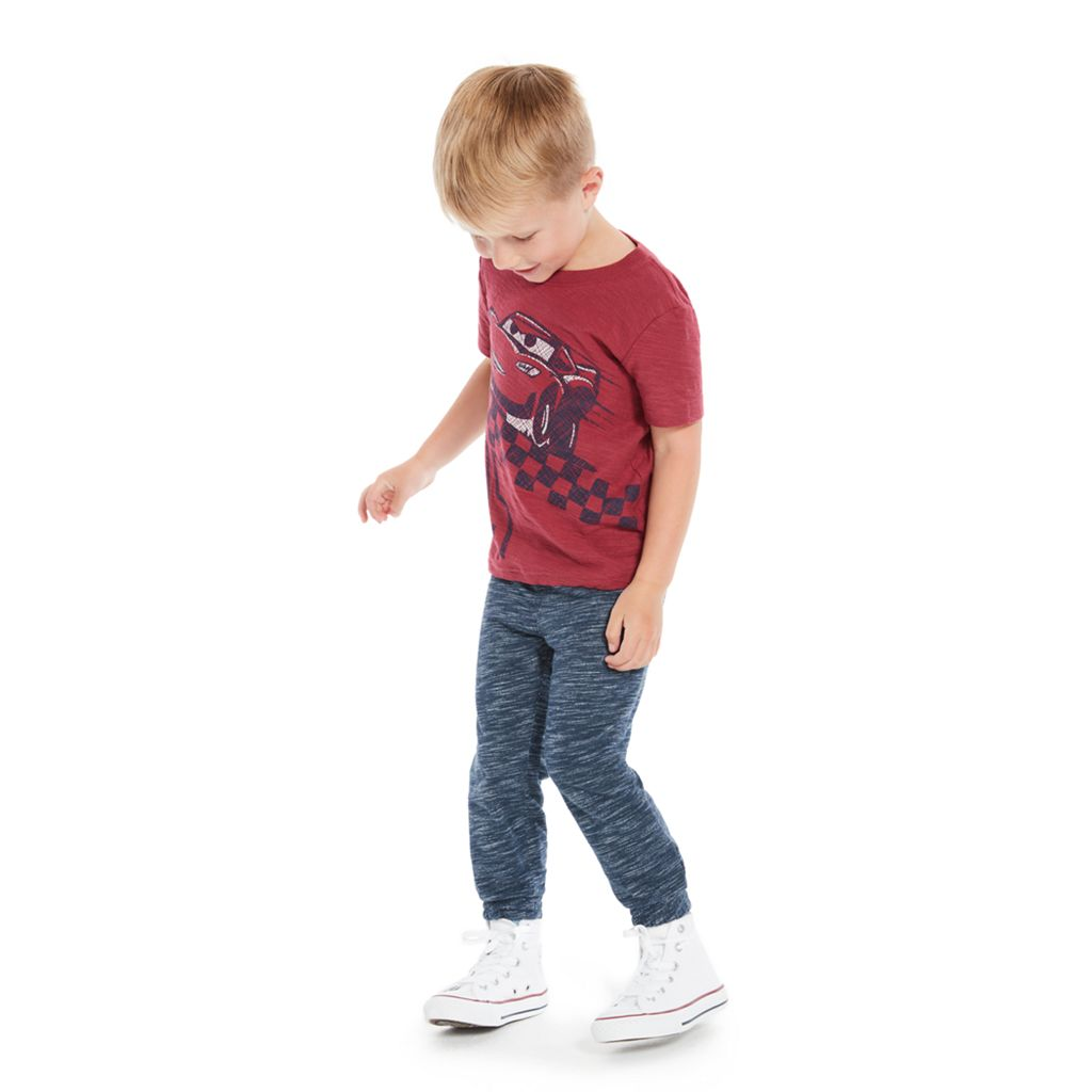 Toddler Boy Jumping Beans® Knit Jogger Pants