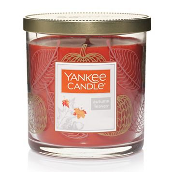 Yankee Candle Autumn Leaves 7-oz. Candle Jar