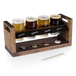 Picnic Time Milwaukee Brewers Craft Beer Flight