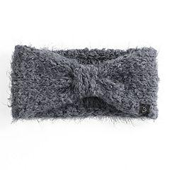 Women's Cuddl Duds Knit Headband