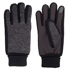 Men's Levi's® Knit Stretch Touchscreen Gloves