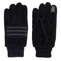 Men's Levi's® Sueded Intellitouch Touchscreen Gloves