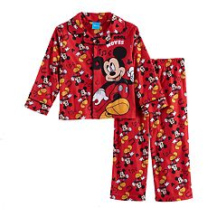 Disney's Mickey Mouse Toddler Boy 2 pc Pajama Set