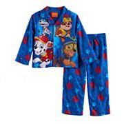 Toddler Boy Paw Patrol 2 pc Rubble, Marshall & Chase Pajama Set