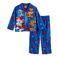 Toddler Boy Paw Patrol 2-pc. Rubble, Marshall & Chase Pajama Set
