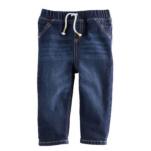 Baby Boy Jumping Beans® Pull On Jeans