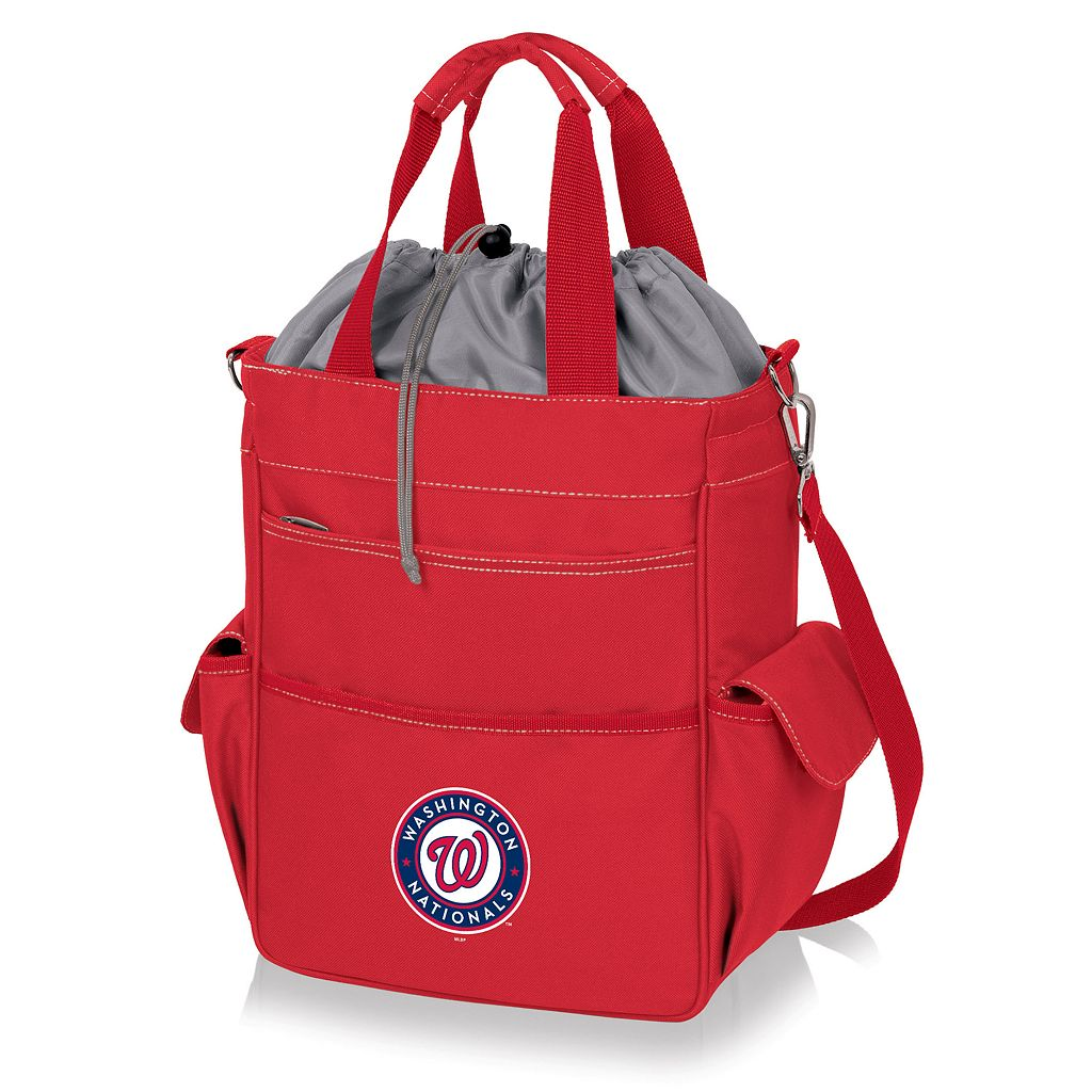 Picnic Time Washington Nationals Activo Insulated Lunch Cooler