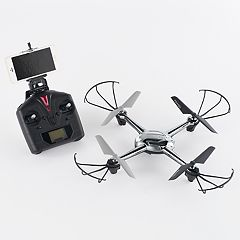 Propel Quantum Drone + Fpv 2.4Ghz Quadcopter with Live Video Streaming