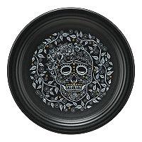 Fiesta Skull & Vine 11.75-in. Chop Plate