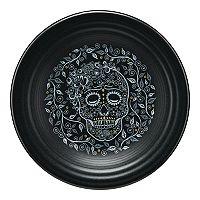 Fiesta Skull & Vine 9-in. Luncheon Plate