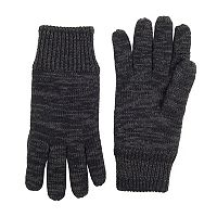 Men's Levi's® Marled Knit Texting Gloves