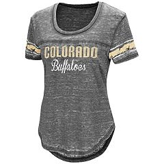 Women's Campus Heritage Colorado Buffaloes Double Stag Tee
