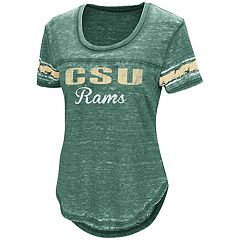 Women's Campus Heritage Colorado State Rams Double Stag Tee