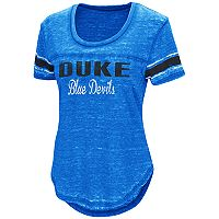 Women's Campus Heritage Duke Blue Devils Double Stag Tee