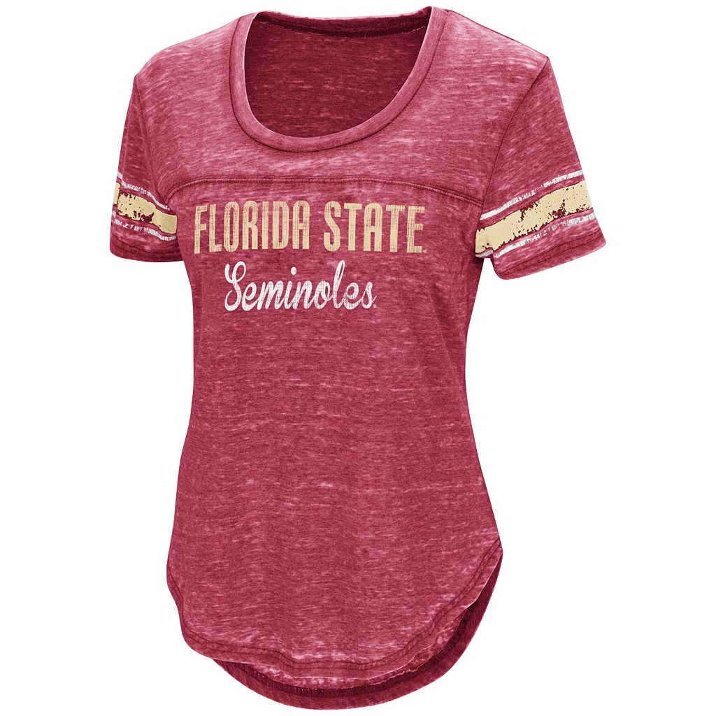 Women's Campus Heritage Florida State Seminoles Double Stag Tee