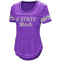 Women's Campus Heritage Kansas State Wildcats Double Stag Tee