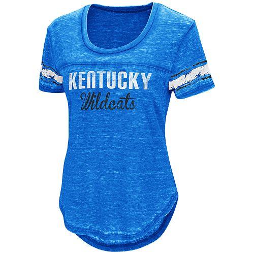Women's Campus Heritage Kentucky Wildcats Double Stag Tee