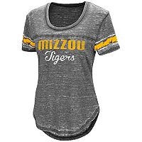 Women's Campus Heritage Missouri Tigers Double Stag Tee