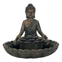 Bombay® Outdoors Buddha Bird Bath & Planter Table Decor