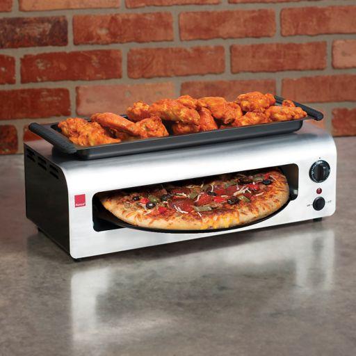Ronco Pizza & More Pizza Oven