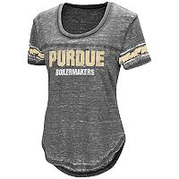 Women's Campus Heritage Purdue Boilermakers Double Stag Tee