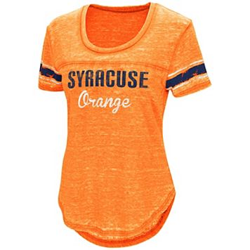 Women's Campus Heritage Syracuse Orange Double Stag Tee