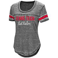 Women's Campus Heritage Texas Tech Red Raiders Double Stag Tee