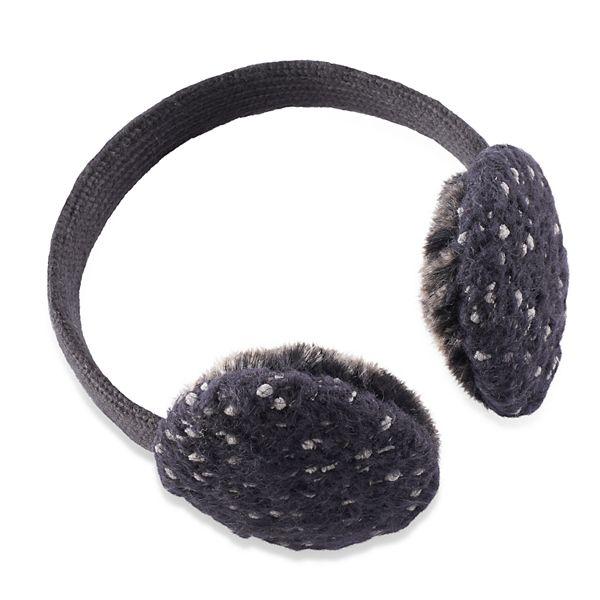 Women's Cuddl Duds Knit Earmuffs