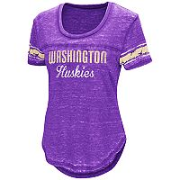 Women's Campus Heritage Washington Huskies Double Stag Tee