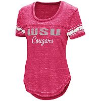 Women's Campus Heritage Washington State Cougars Double Stag Tee