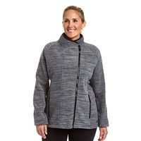 Plus Size Champion Sherpa-Lined Fleece Jacket