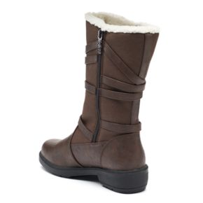 totes Debra Women's Waterproof Riding Boots