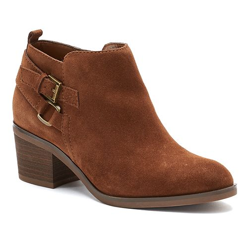 75b429775d6 SONOMA Goods for Life™ Sonya Women's Ankle Boots