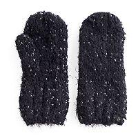 Women's Cuddl Duds Knit Mittens
