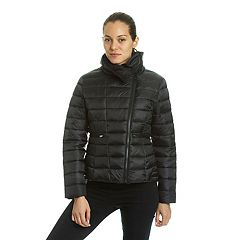 Women's Champion Asymmetrical Quilted Puffer Coat