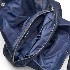 Rosetti Editor Triple Entry Shoulder Bag
