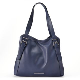 Rosetti Editor Triple Entry Shoulder Bag