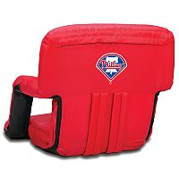 Picnic Time Philadelphia Phillies Ventura Portable Reclining Seat