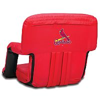 Picnic Time St. Louis Cardinals Ventura Portable Reclining Seat