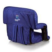 Picnic Time Kansas City Royals Ventura Portable Reclining Seat
