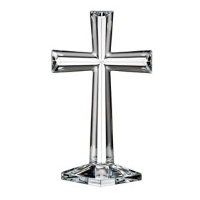Marquis by Waterford Crystal Selah Standing Cross