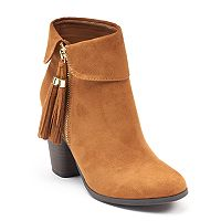 LC Lauren Conrad Sweetpea Women's Ankle Boots