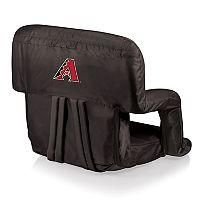 Picnic Time Arizona Diamondbacks Ventura Portable Reclining Seat