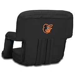 Picnic Time Baltimore Orioles Ventura Portable Reclining Seat